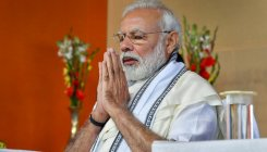 PM Modi pays tributes to Bal Thackeray