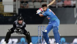 Iyer, Rahul power India to six-wicket win against NZ