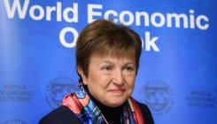 Growth slowdown in India temporary: IMF Chief