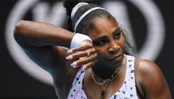 Serena Williams stunned at Australian Open