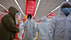 China virus death toll jumps to 41, cases soar to 1,300