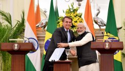 Looking to expand defence sector co-op with Brazil: PM