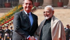 India, Brazil ink 15 pacts to strengthen ties further