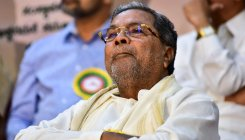 Karnataka is drowning under BJP, says Siddaramaiah