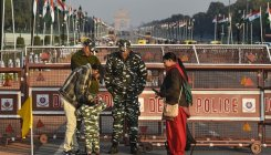 Republic Day: Delhi under ground-to-air security cover