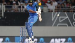 India beat New Zealand by seven wickets in second T20I