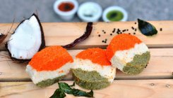 Celebrate R-Day with tricolour idlis