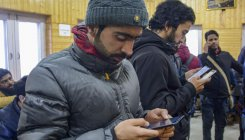 2G mobile internet in Kashmir again suspended