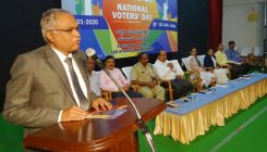Electorate are rulers in democracy: Judge C M Joshi