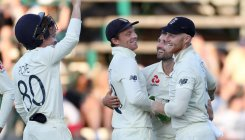 Wood stars as England inches closer to series victory