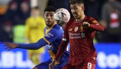 Liverpool held at Shrewsbury as ManU, Man City in FA