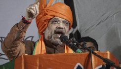 Amit Shah asks to make vote impact felt at Shaheen Bagh
