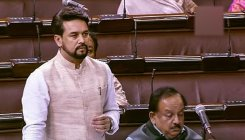 Cong asks EC to take note of Thakur's slogans at rally