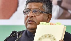 Few hundreds trying to snub silent majority: Prasad