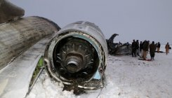 US confirms Afghanistan jet crash