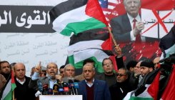 Palestinian Islamists Hamas reject Trump deal