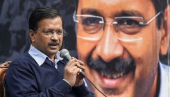 Very sad that BJP calling me 'terrorist': Kejriwal