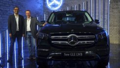 Mercedes-Benz launches GLE SUV from Rs 73.70 lakh