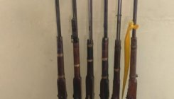 Gunmaker among 7 held for dealing with illegal arms