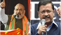 AAP seeks 48-hour campaigning ban on Amit Shah