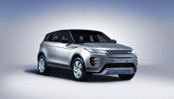 Range Rover Evoque launched from Rs 54.94 lakh