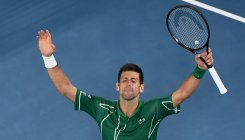 Djokovic downs Federer, enters Australian Open final