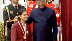 National award for Belthangady lass