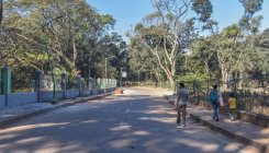 Public hearing on redeveloping Cubbon Park