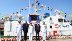 PM greets Indian Coast Guard on its raising day