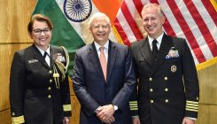 US wants India to move toward systems not just weapons