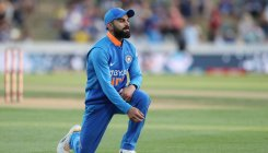 Latham's innings took away momentum from India: Kohli