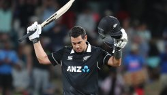 Iyer's ton goes in vain as NZ defeat India by 4 wickets