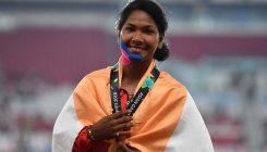 How Swapna battled obstacles to realise her dream