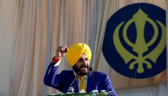 Miffed Sidhu stays away from Delhi campaign for Cong.