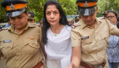 Rai demanded Rs 50 lakh to keep his mouth shut: Indrani