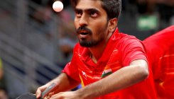 Sathiyan strikes deal to play in Japan's T league