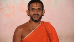 'I am the only seer in Ram Trust from south India'