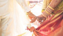 47 differently-abled couples tie knot at mass wedding