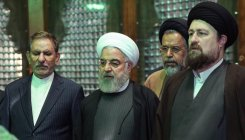 Rouhani says Islamic Revolution 'unbearable' for US