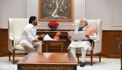 Jagan meets Modi, seeks support for his 3 capital plan