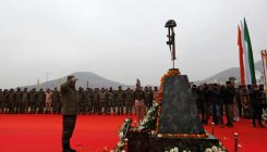Pulwama attack: CRPF pays tributes to 40 jawans killed
