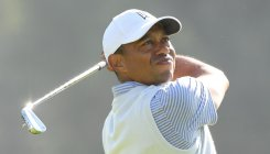 'Bad mistakes' cost Woods in second round at Riviera