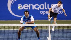 Paes-Ebden go one step closer to Bengaluru Open title
