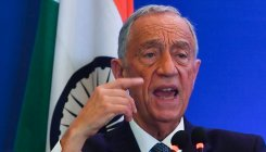 Portuguese president arrives in Goa on 2-day visit