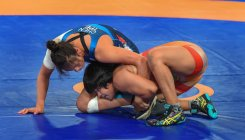 Chinese wrestlers not to compete in Asian Championships