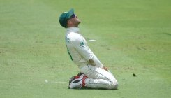 Faf du Plessis quits as captain of South Africa's team