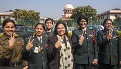 'SC order will uplift women across India beyond Army'