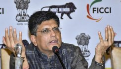 Goyal asks industry to expand export basket