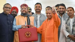 UP govt presents Rs 5.12L cr budget in state assembly