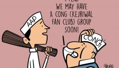 A Kejriwal fan club in Congress?